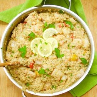 Amazing Seafood Quinotto Recipe