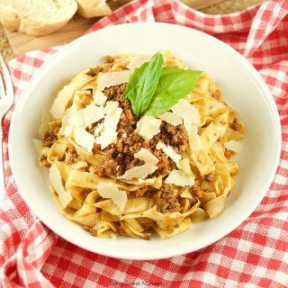 Amazing Bolognese Sauce Recipe