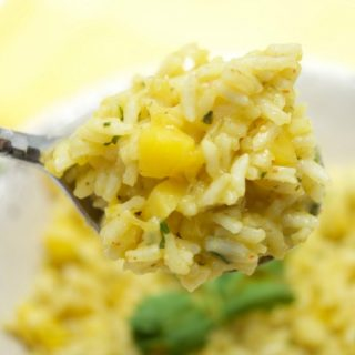 Spicy Mango Rice Recipe
