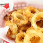 Easy Buttermilk Onion Rings