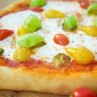 Delicious Burrata Pizza Recipe