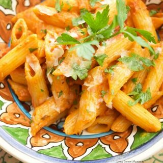 Easy And Delicious Penne Alla Vodka