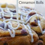 These fluffy Slow Cooker Cinnamon Rolls are made from scratch & baked right in the crockpot. Topped with a sweet vanilla icing. Ideal for breakfast & brunch