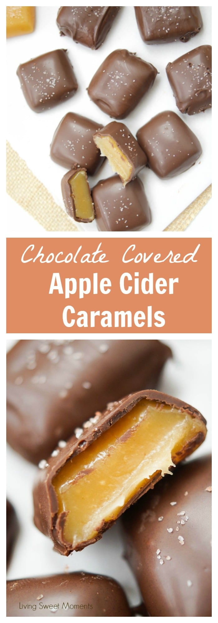 ... apple cider caramels this chocolate covered apple cider caramels