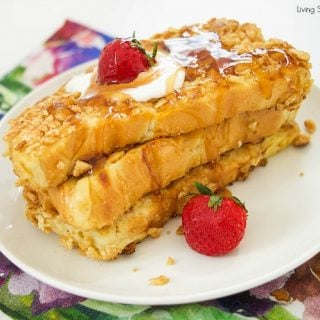 Cinnamon Crunchy French Toast