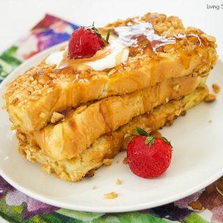 Cinnamon Crunchy French Toast