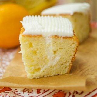 Delicious Lemon Snack Cakes