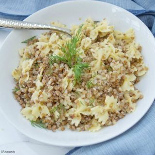 Easy Kasha Varnishkes Recipe