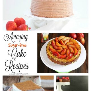 6 Amazing Sugar-Free Cake Recipes