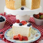 Incredibly Delicious Sugar Free Angel Food Cake