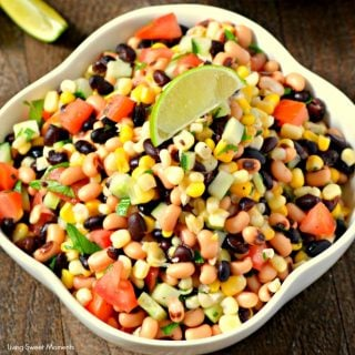 Best Ever Texas Caviar Dip Appetizer