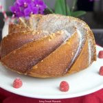 This moist Vanilla Chocolate Bundt Cake recipe is super easy to make, delicious, and perfect as a dessert, breakfast or snack. Serve with a glass of milk