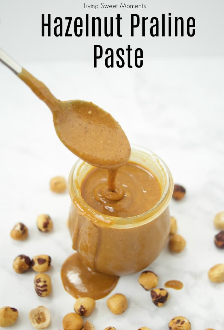 Here's an easy recipe on How To Make Praline Paste. It works for hazelnuts, almonds, cashews, etc. And is the base for Gianduja and Homemade Nutella