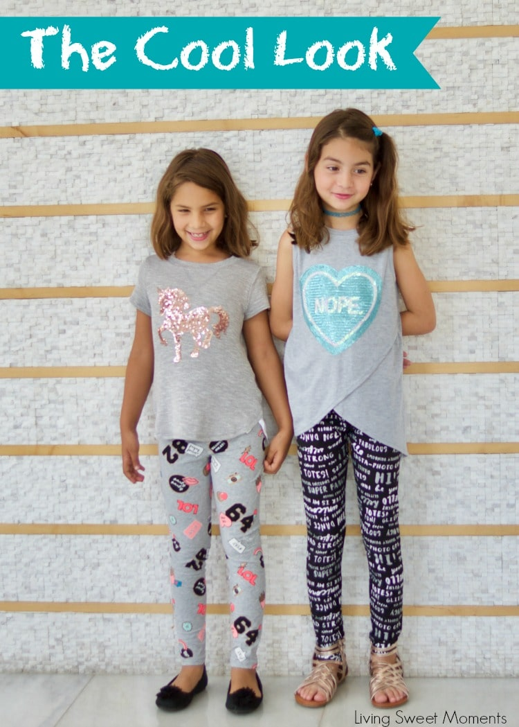 JCPenney's 2017 Back To School Styles