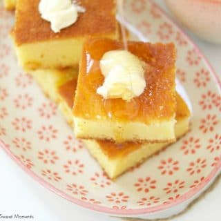 Super Moist Cornbread Recipe