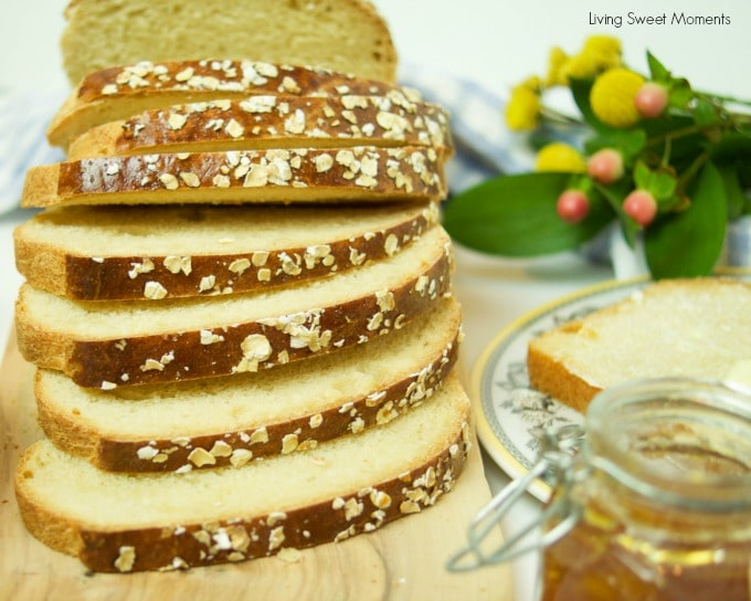 This soft and delicate Honey Beer Bread recipe has a wonderful taste and aroma. Perfect when served warmed with butter or as toast in the morning