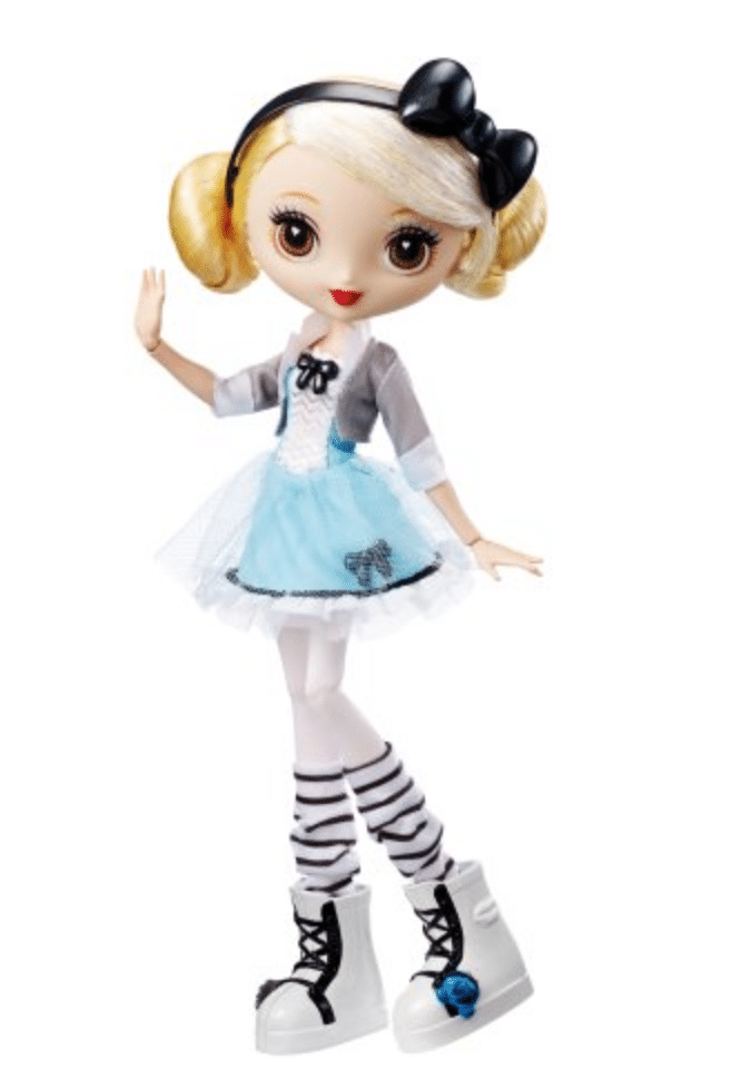 Kuu Kuu Harajuku dolls G doll