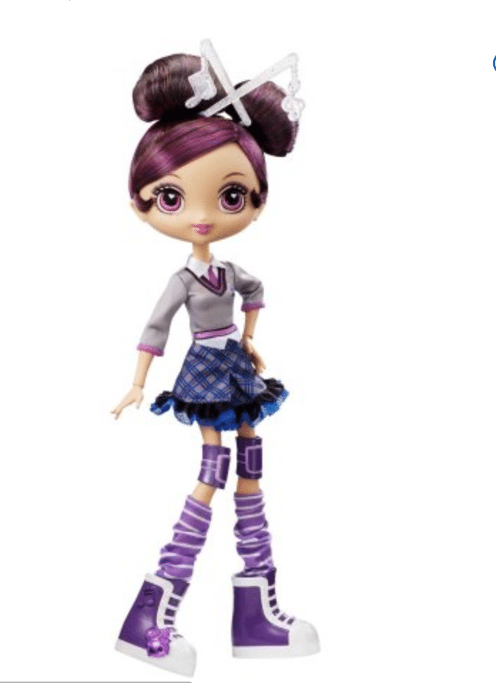 Kuu Kuu Harajuku MUSIC dolls