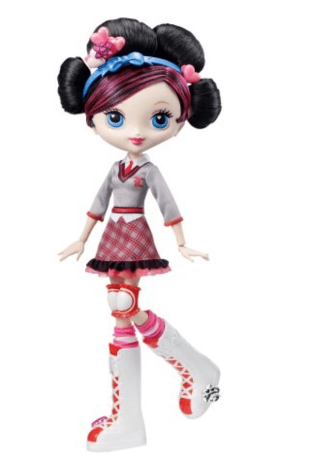 Kuu Kuu Harajuku LOVE dolls