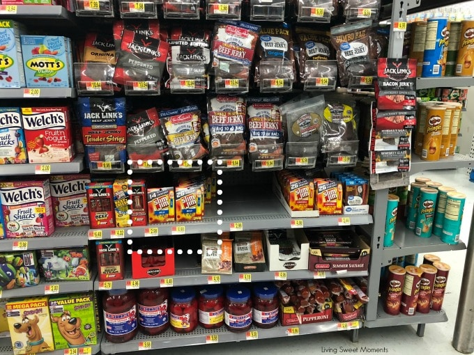 stocking stuffer ideas for kids slim jim walmart aisle