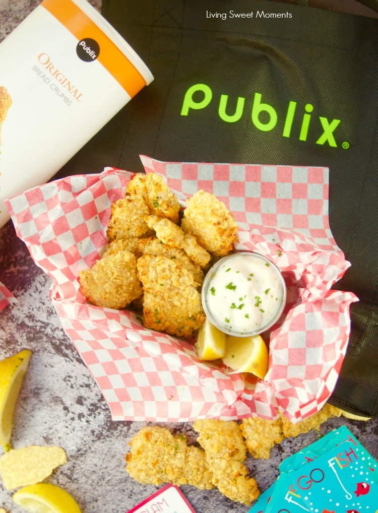 This crunchy and delicious Potato Chip Crusted Fish recipe all ingredients can be found at Publix