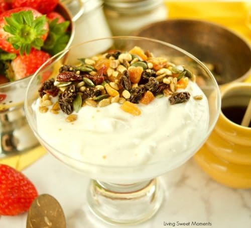 Super easy instant pot yogurt living sweet moments forumfinder Image collections