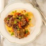 easy to prepare instant pot short ribs recipe