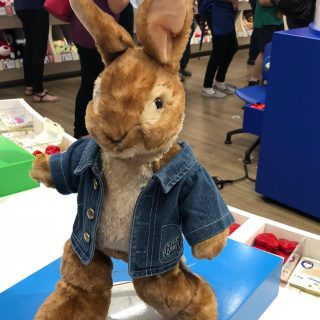Get Your Own Peter Rabbit At Build-A-Bear!