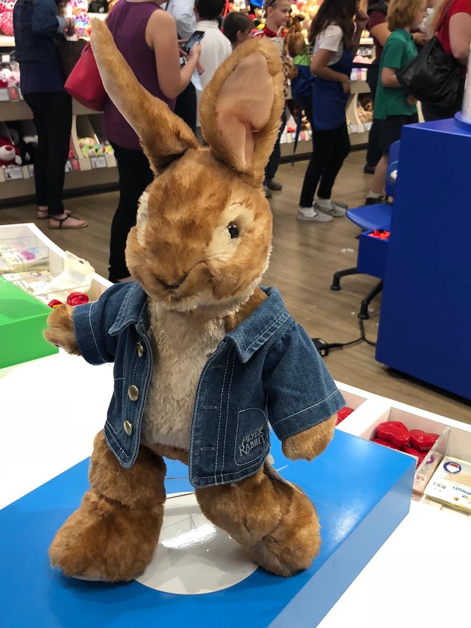 Get Your Own Peter Rabbit At Build A Bear Living Sweet