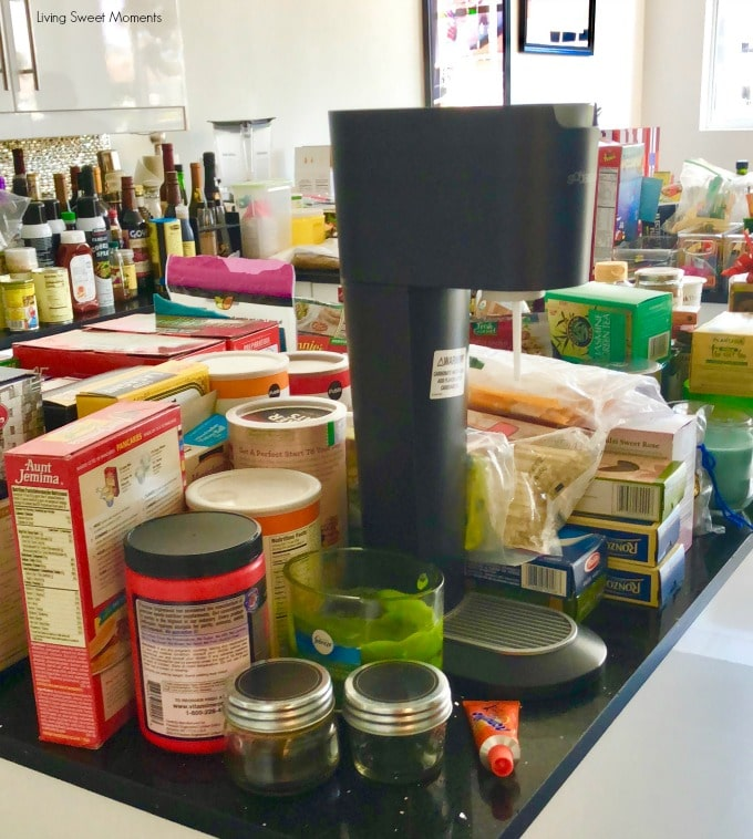 Here are some easy Pantry Organization Ideas start by taking everything out