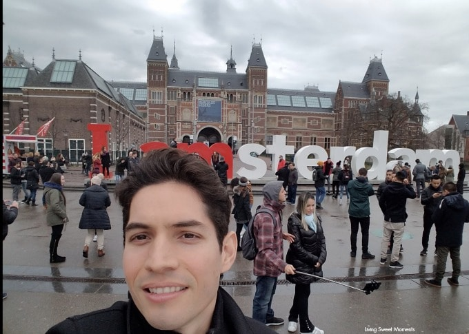 Traveling on a budget? No worries! Here's a list of Free Things to See in Amsterdam. Don't forget to snap a selfie at the I am Amsterdam sign