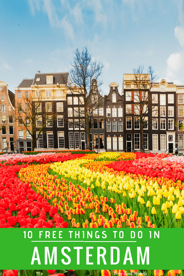 Traveling on a budget? No worries! Here's a list of Free Things to See in Amsterdam, ranging from free transportation to movies and concerts.