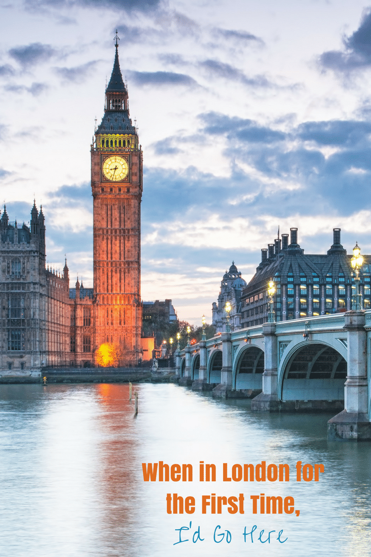 Here are the top 6 places to visit London for the first time. Starting with the historical tower of London and ending with Kensington Palace, the current home of Prince William and Prince Harry.