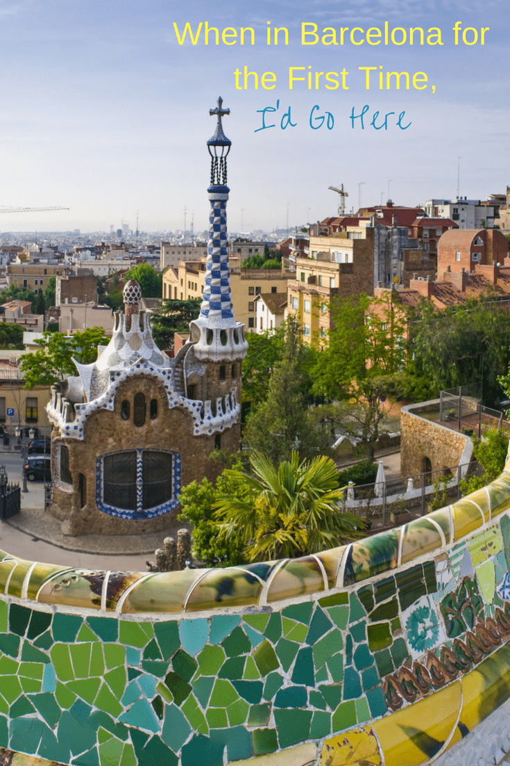 A beautiful historic city with amazing views and beaches, if you're visiting Barcelona for the first time don't miss my top 5 favorite places to visit