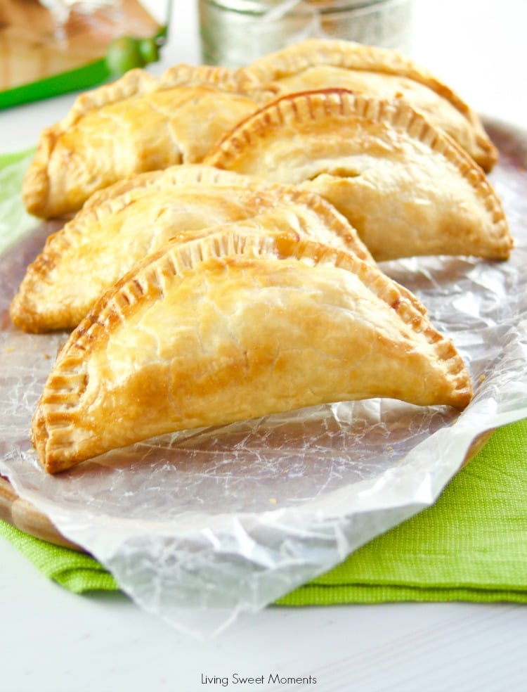 Baked Chicken Empanadas Living Sweet Moments