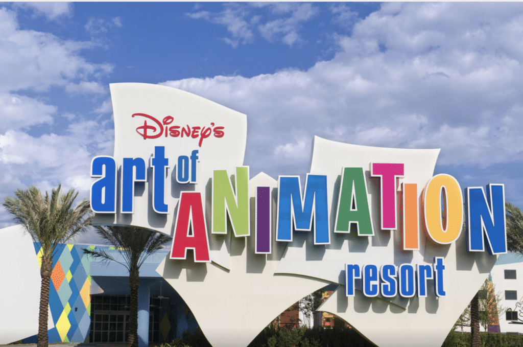 Traveling to Disney soon? If you don't know where to stay, then check out the Best & Worst Disney Value Resort Hotels guide to choose the right one for you. Best of is Disney art of Animation resort