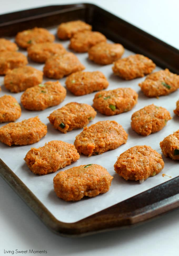 Sweet Potato Chicken Nuggets Whole 30 Paleo Living Sweet Moments