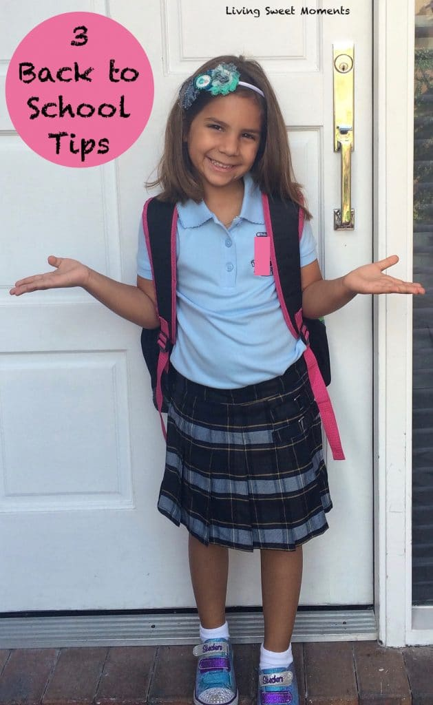 After a long summer vacation, getting back into routine can require a bit of adjustment. Check out these top 3 tips for back to school success!