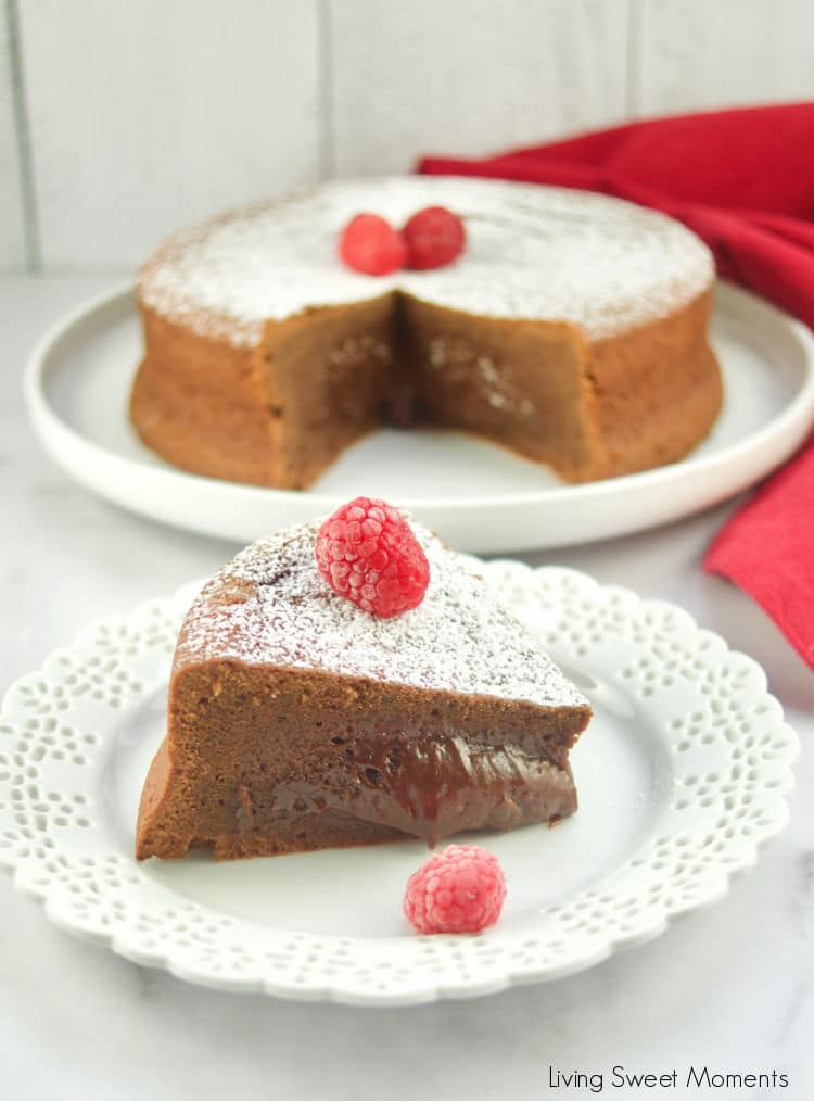 Mouthwatering and fudgy, this is the Best Chocolate Fondant Cake recipe you will ever try, also known as molten cake.