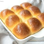 Fluffy, soft, and delicious. These amazing Condensed Milk Bread Rolls are super easy to make and perfect to serve with dinner or breakfast.